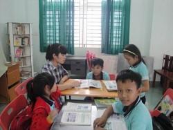 Mái ấm cho trẻ lang thang tại Tp.Hồ Chí Minh